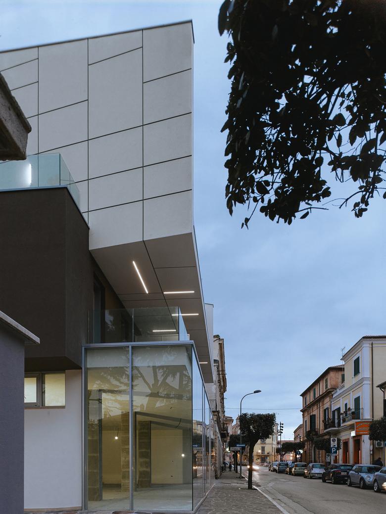 Le Residenze Di Archimede Foto vgramsci giovanni vaccarini architetto